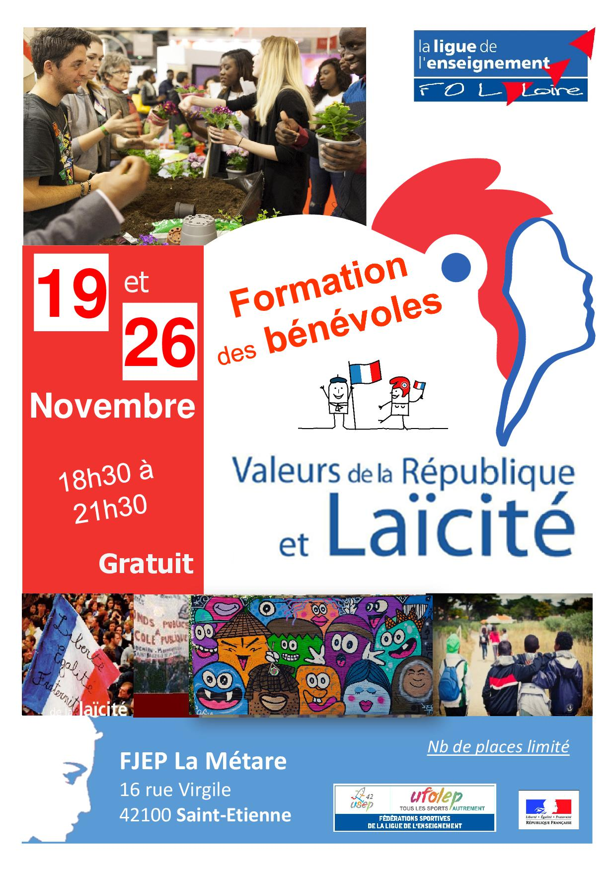Flyer recto St Etienne