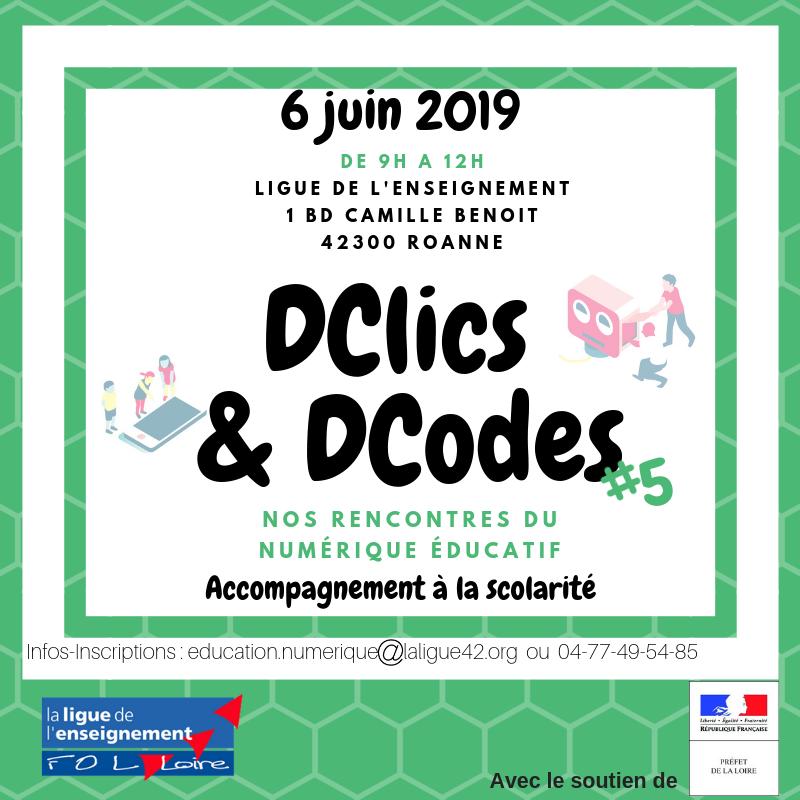 Dclics Roanne 6 juin