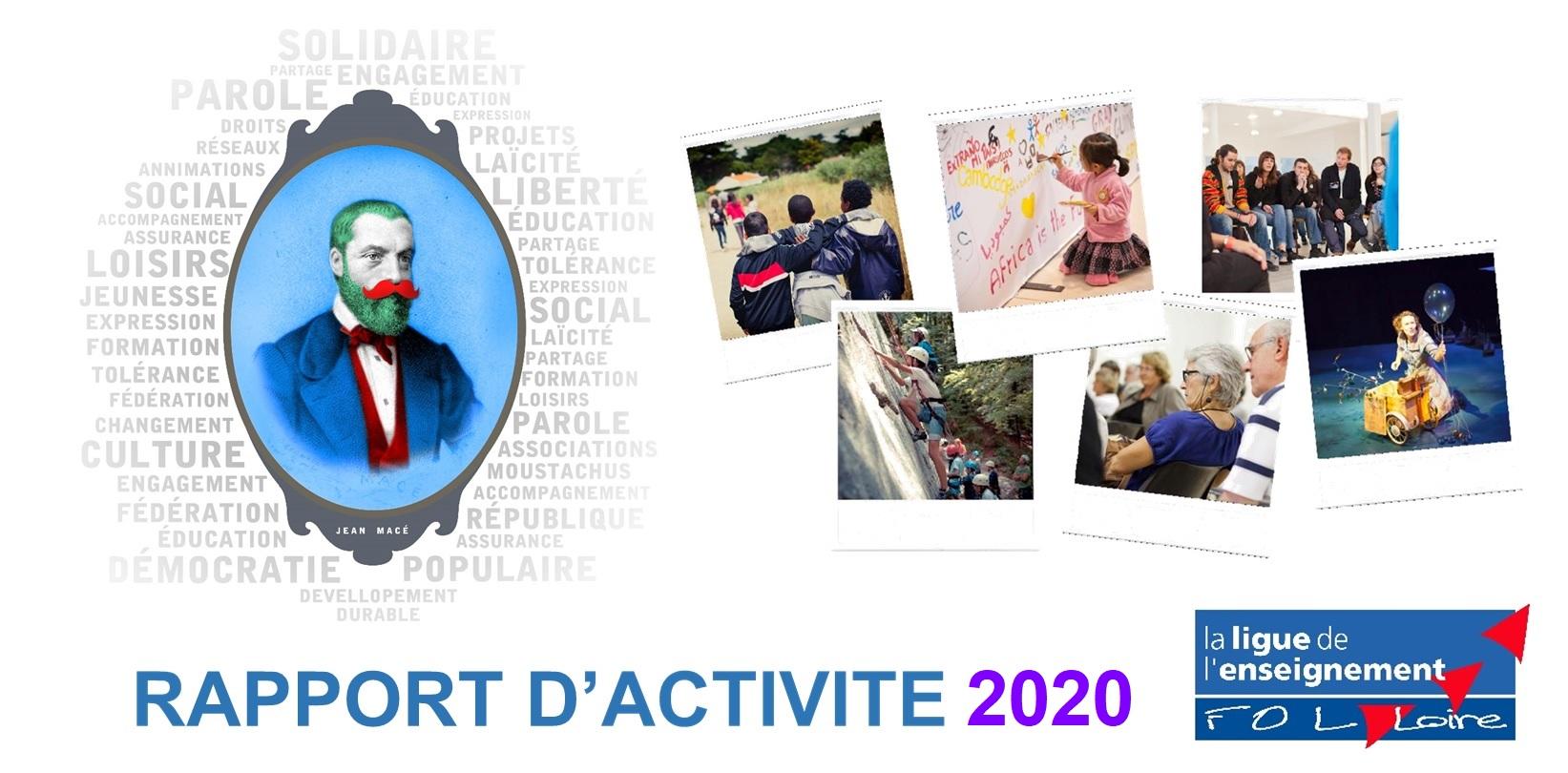 BANNIERE rapport dactivités 2019