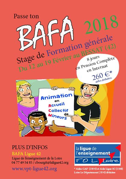 BAFA SC  LE BESSAT BASE